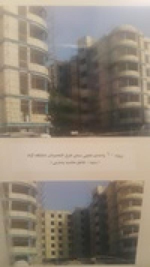 ساختمان مسکونی تعاونی دانشگاه مشهد