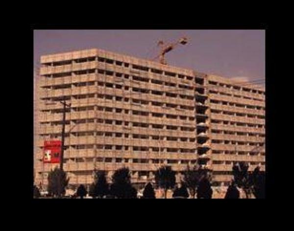 پروژه مسکونی دراک شیراز